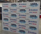 Academy Sports & USTA Pop Up