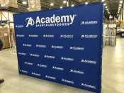Academy Sports Pop Up Display