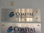 Costal Wall Signs