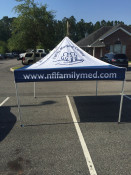 North Florida Family Medical Center Tent 1