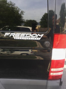 Freedom Conversions Vehicle Decal
