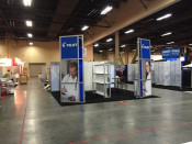 PPAI Expo Island Booth Display (approved by Pilot Pen)