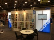 Pilot Pen Island Display Booth