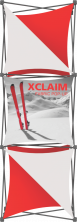Xclaim Fabric Popup Kit: 6 Graphics